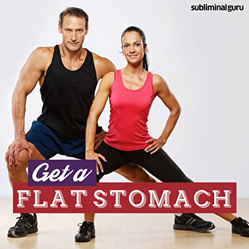Get a Flat Stomach audiobook cover art