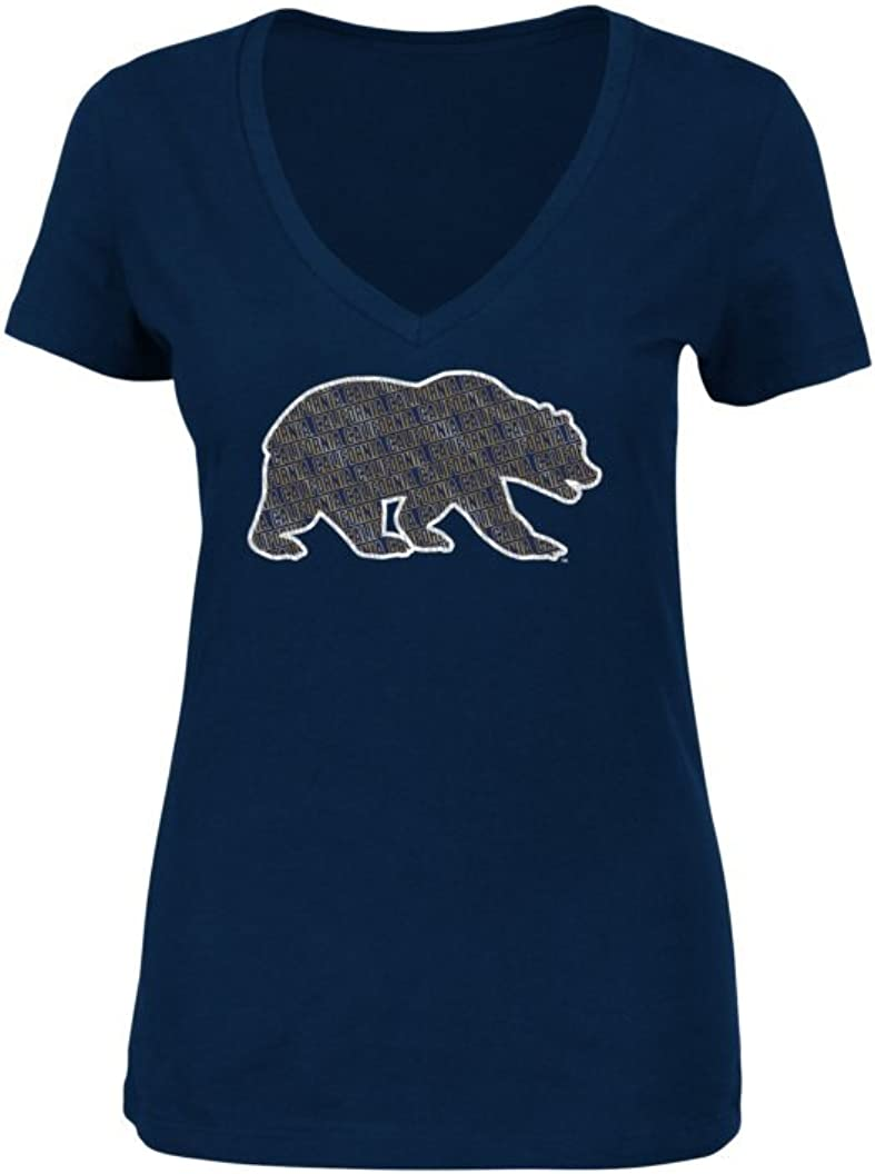 NCAA Women's Poised 5% OFF Play V-Neck Sales of SALE items from new works T-Shirt Sleeve Short