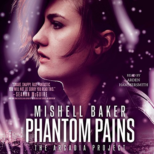 Phantom Pains audiobook cover art