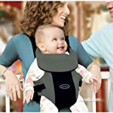 Best Infantino Baby Carriers - Infantino ComfortRider Baby Carrier - Black & Grey Review