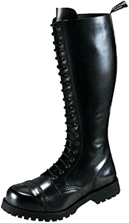 bottes & Braces bottes 20-Loch Rangers noir
