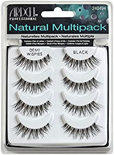 Ardell Multipack Demi Wispies Fake Eyelashes, Pack of 2