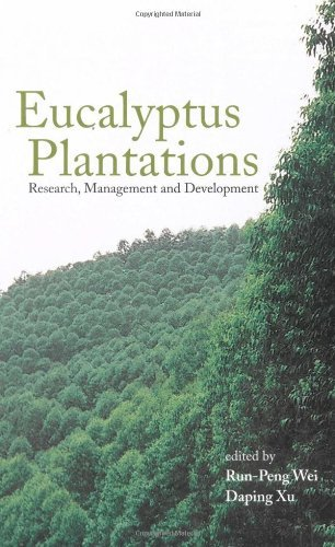 Eucalyptus Plantations: Research, Management and Development by Run-Peng Wei (2003-10-31)