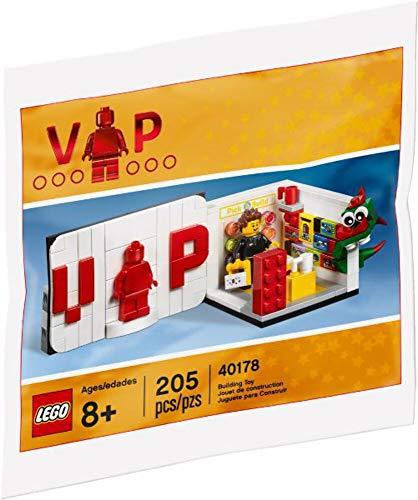 LEGO Exclusiv Set - Lego Store 40178 - VIP Set