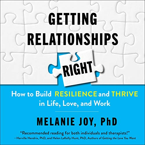 Couverture de Getting Relationships Right