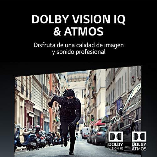 LG OLED55CX - Smart TV 4K OLED 139 cm (55