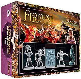 Crazy Pawn Dentro del Laberinto: Expansion Fireys [Castellano]