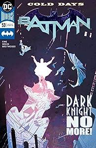 Batman (2016-) 53話 表紙画像