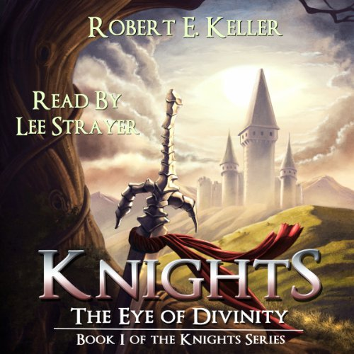Knights: The Eye of Divinity audiobook cover art