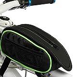 Moppi Fahrrad Reparatur Werkzeug Tasche Fahrrad Sattel Beutel Rohr Verpackung -