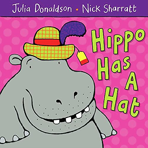 Hippo Has a Hatの詳細を見る