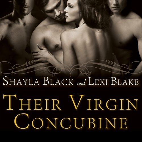 Their Virgin Concubine audiobook cover art