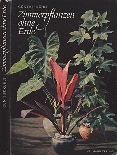 Bestell.Nr. 15438 Zimmerpflanzen ohne Erde