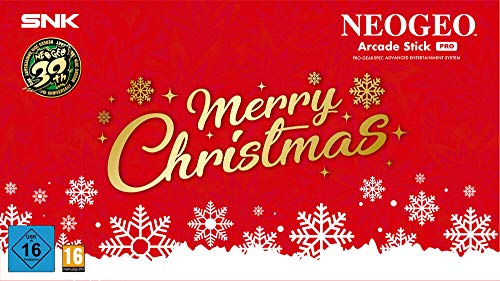 Arcade Stick Pro Christmas Limited Bundle pour Neo Geo