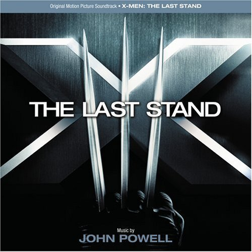 X-Men: The Last Stand (Original Motion Picture) by unknown Soundtrack edition (2006) Audio CD by Unknown (0100-01-01)