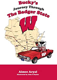 Bucky's Journey Through the Badger State