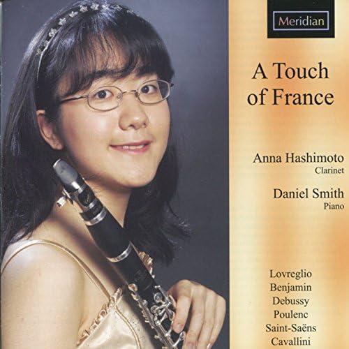 Anna Hashimoto & Daniel Smith
