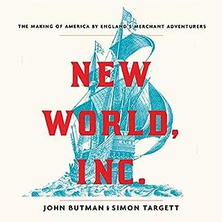 New World, Inc. audiobook cover art