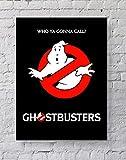 Ghostbusters Poster in Standardgröße, 45,7 x 61 cm,