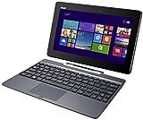 ASUS T100TA-C1-GR-B Transformer Book Laptop (Windows 8.1, Intel A4 1.33 GHz Processor, 10.1 inches Display, SSD: 64 GB, RAM: 2 GB DDR3) Grey