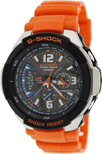 Casio G-Shock Funk - Reloj analógico de caballero de cuarzo con correa de...