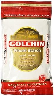 Golchin Wheat Starch. 12oz (Pack of 2)