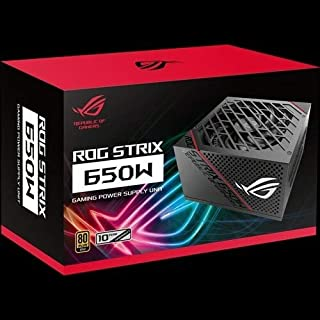 ASUS ROG Strix 650W Gold PSU brings premium cooling performance to the mainstream