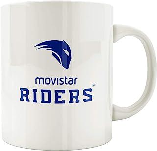 Movistar Riders Logo Taza de cerámica, 300 milliliters