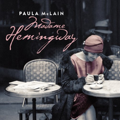 Madame Hemingway audiobook cover art