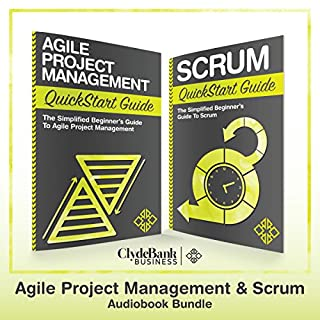 Agile Project Management & Scrum QuickStart Guides cover art