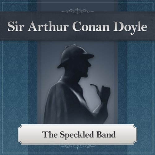 The Speckled Band audiobook cover art