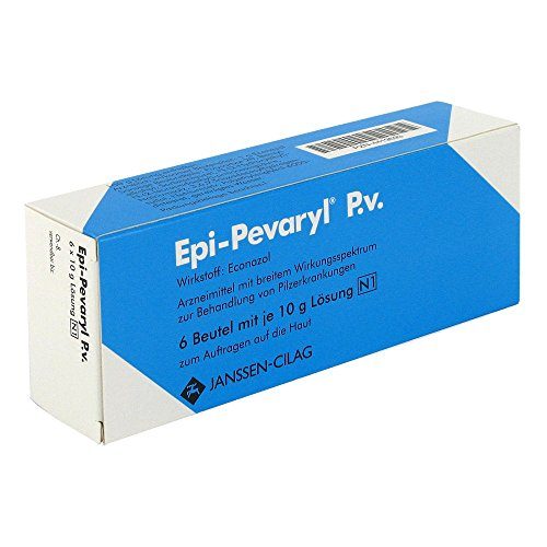 EPI PEVARYL P.v. Btl. Lösung 60 g Lösung