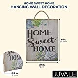 Zoom IMG-2 juvale home sweet wall ornamento