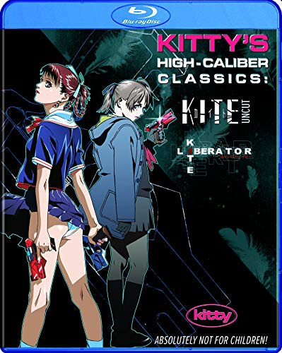 Kite Uncut and Kite: Liberator [Blu-ray]