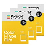 Polaroid Originals Lot de 3 Pellicules couleur pour i-Type