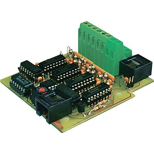 TAMS Elektronik 44-01405-01-C S88-4 Rückmeldedecoder Bausatz, ohne Kabel, ohne Stecker