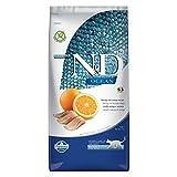 N&d Grain Free Adult Cat Pescado y Naranja