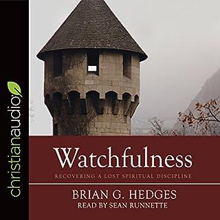 Watchfulness audiobook cover art