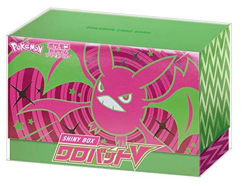 Pokemon Card Game Sword & Shield Shiny Box Crobat V (Nostenfer Iksbat)