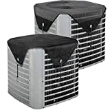 Bestalent Air Conditioner Cover for Outside Units Leaf Guard for Outdoor AC 36 x 36 inches