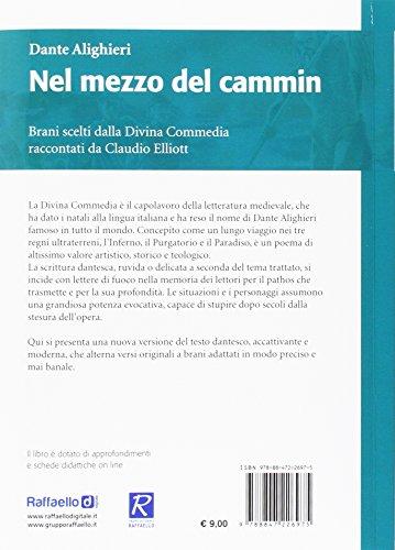 Nel mezzo del cammin. Brani scelti dalla Divina Commedia raccontati da Claudio Elliott. Per la Scuola media. Con e-book. Con espansione online