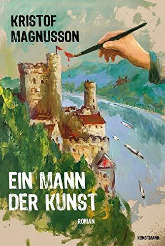 Buchseite und Rezensionen zu 'Ein Mann der Kunst' von  Kristof Magnusson