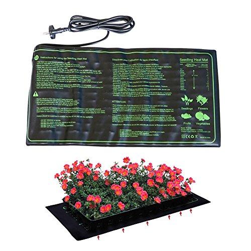 "Adhere To Fly Tapis chauffant 220 V 20 x 10"" pour semis de plantes"