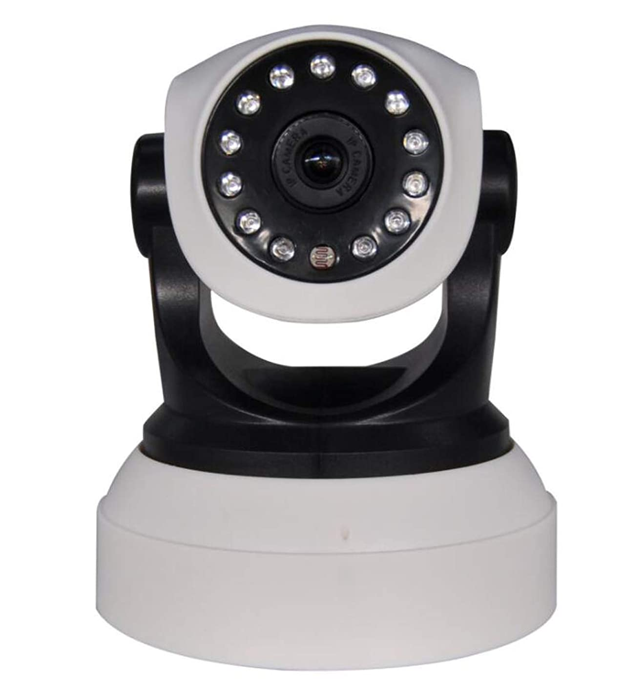 Yuwen 720P HD WiFi IP Camera Monitoring Security System T Remote Motion Detection Alarm, Wireless Indoor Camera Supports Two-Way Audio 64GB Micro SD