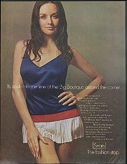 It's soak-it-to-me Sears Swimsuits ad 1969