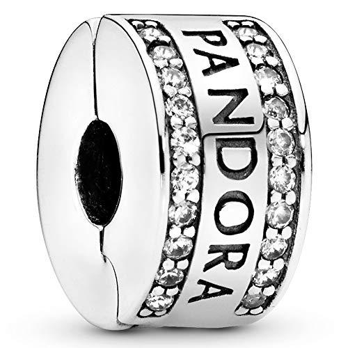 PANDORA Abalorios Mujer Plata - 792056CZ