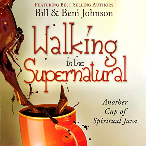 Walking in the Supernatural cover art