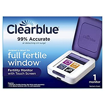 Clearblue Fertility Monitor Touch Screen 1 Count