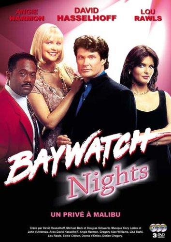 Baywatch Nights - Mitch Buchannon [Francia] [DVD]