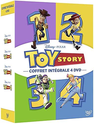 coffret dvd toy story leclerc